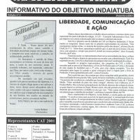 Matéria-Prima - 02 - Dezembro/2001