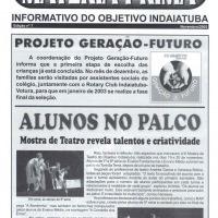 Matéria-Prima - 07 - Novembro/2002